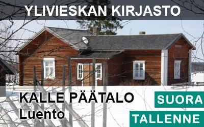 Kalle Päätalo luento 3.4.