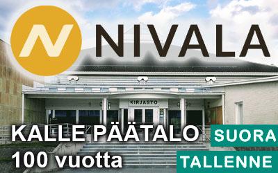 Kalle Päätalo 100 vuotta – mehtäläisestä menestyskirjailijaksi