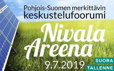 Pohjois-Suomen merkittävin keskustelufoorumi